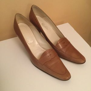 Brooks Brothers Shoes Brown Leather Italy